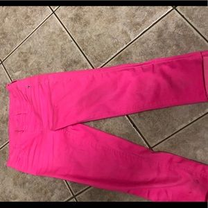 Justicesize 14 girls/extra small women's capris